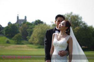 A pre-wedding shoot in Greenwich