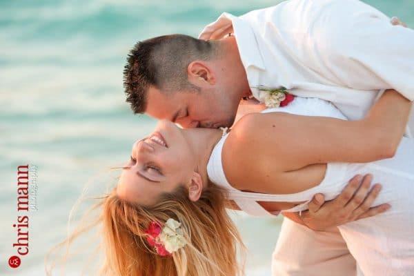 Turks & Caicos beach wedding  | Layla & Paul