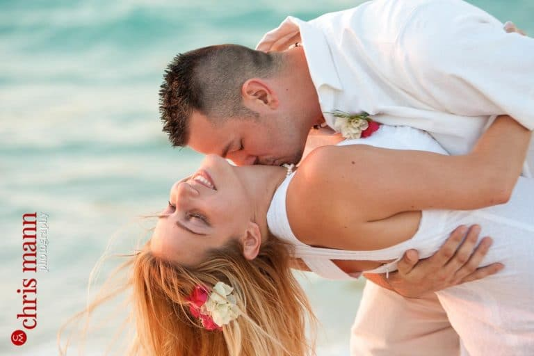 Turks & Caicos beach wedding  | Layla & Paul