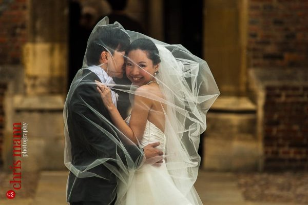 Cambridge pre-wedding shoot | Elaine & Tony