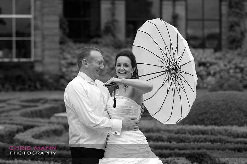 Alison and Nick at Weston Park