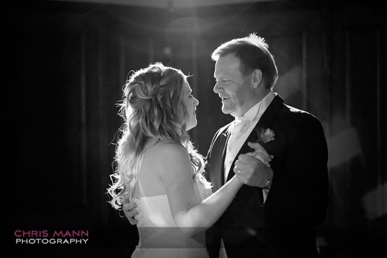 Libby and Paul at Cisswood House Hotel