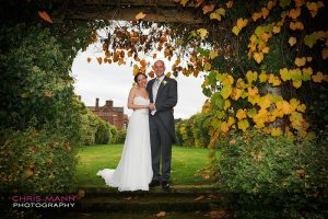 Richard & Lucy at Thornton Manor
