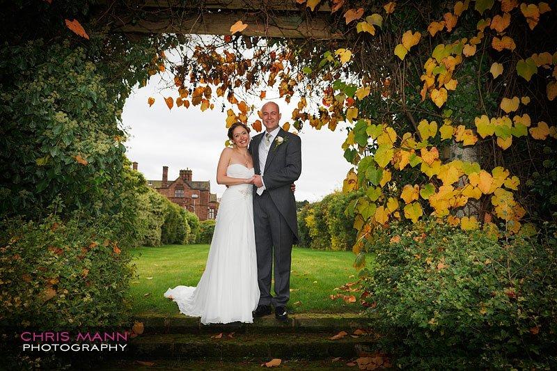 Richard & Lucy at Thornton Manor