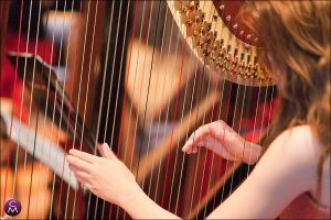 Selwyn College Choir & International Harp Ensemble in Wonersh