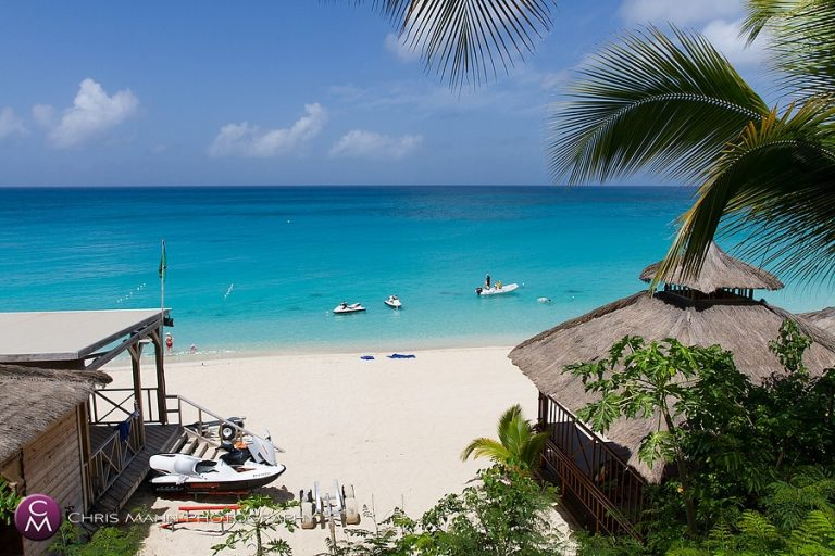 La Samanna resort in St. Martin, French West Indies