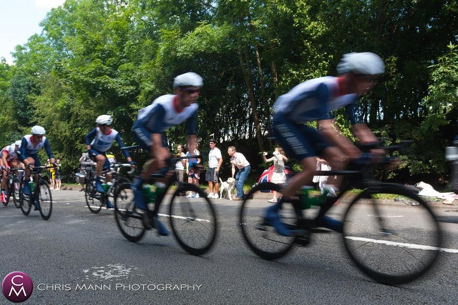 London 2012 Olympic Cycling Men's Road Race