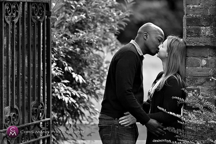 Liz & Jonathan's engagement shoot