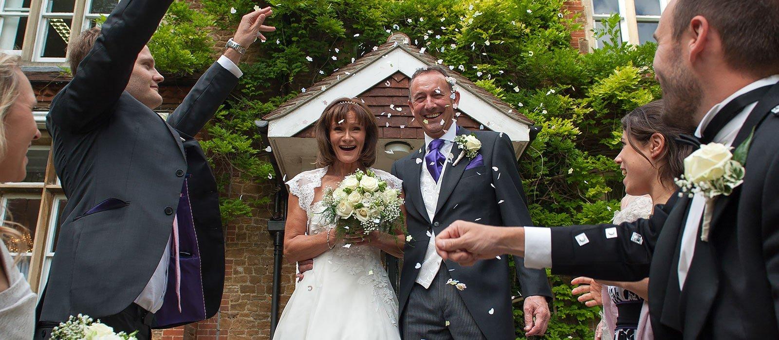 Guildford Register Office wedding photos | Richard & Dawn
