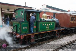 Back in time on the Bluebell Railway