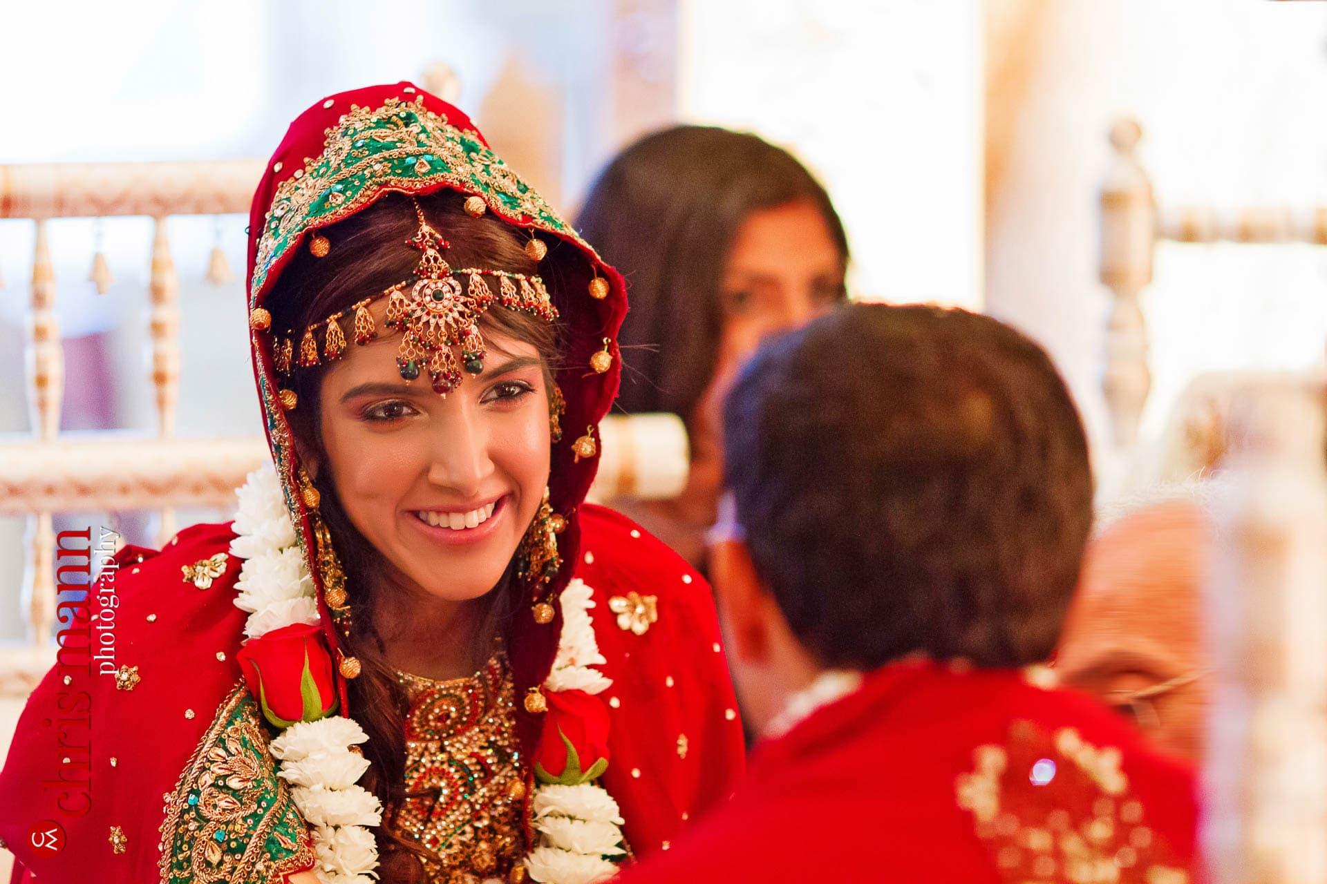 London Hindu wedding in Pall Mall