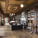Gosfield Hall Essex library