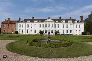Gosfield Hall Essex wedding venue