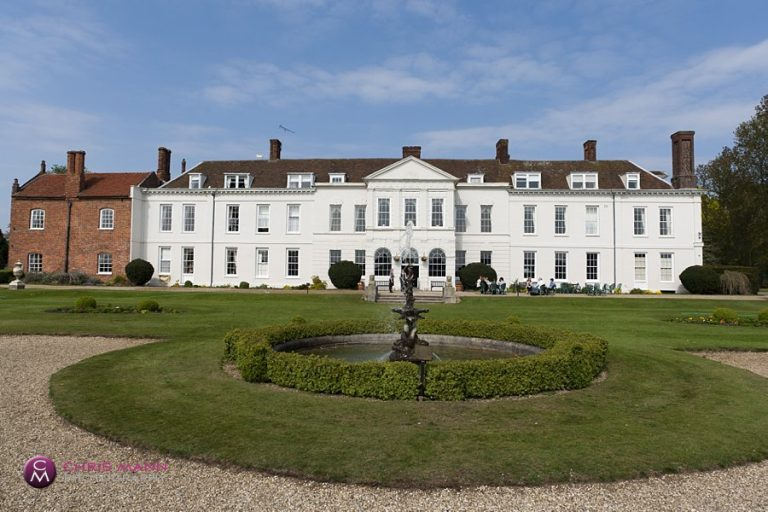 Gosfield Hall Essex wedding venue
