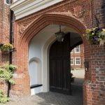 Gosfield Hall Essex gateway