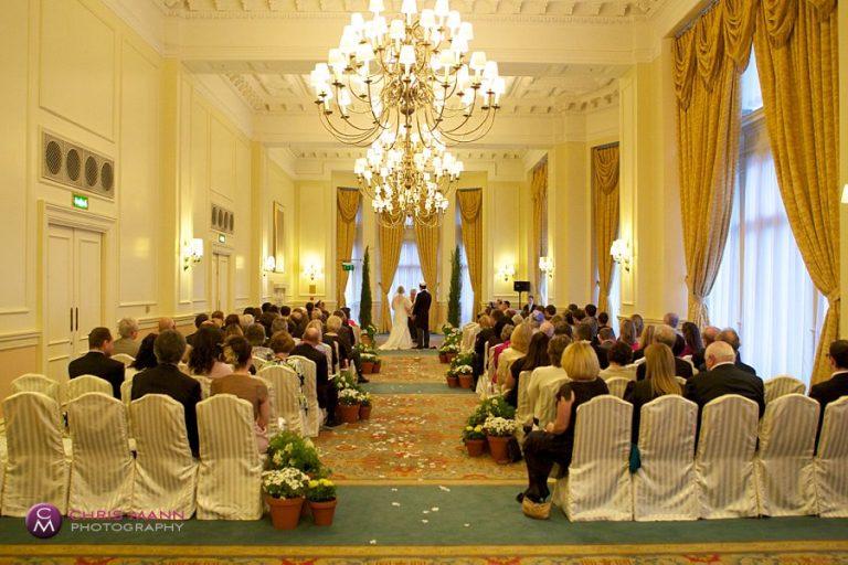 Landmark Hotel London wedding venue