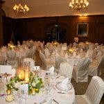 Landmark Hotel London wedding breakfast
