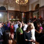 Landmark Hotel London wedding dancing