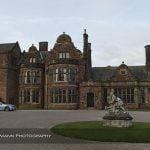 Thornton Manor front elevation