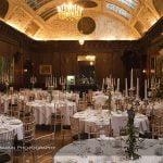 Thornton Manor Music Room wedding reception