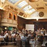 wedding breakfast Thornton Manor Music Room