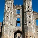 cowdray manor ruins