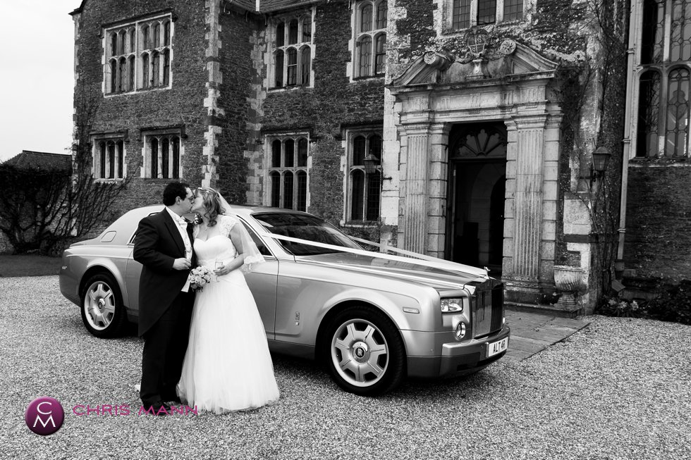 Loseley Park wedding – Jo and Al