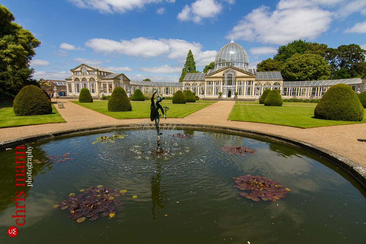 Great Conservatory at Syon Park London