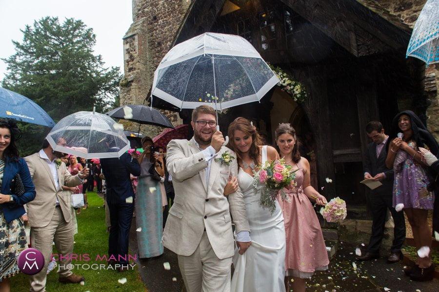 confetti in the rain st. nicolas cranleigh