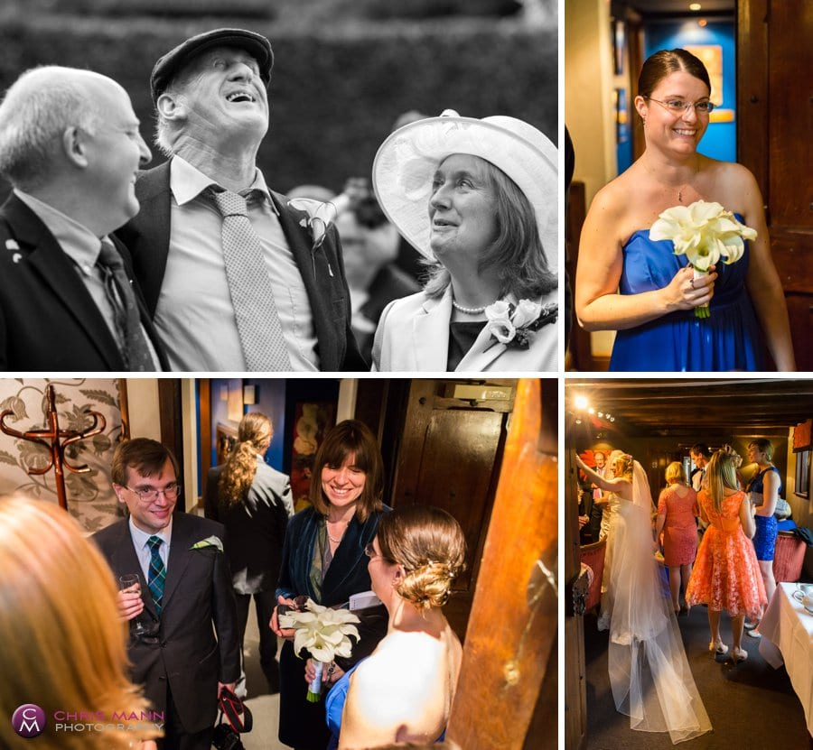 montage wedding guests langshott manor