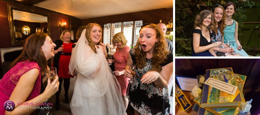 montage wedding celebrations langshott manor