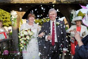 Surrey village wedding – Kate & Stephen in Shere