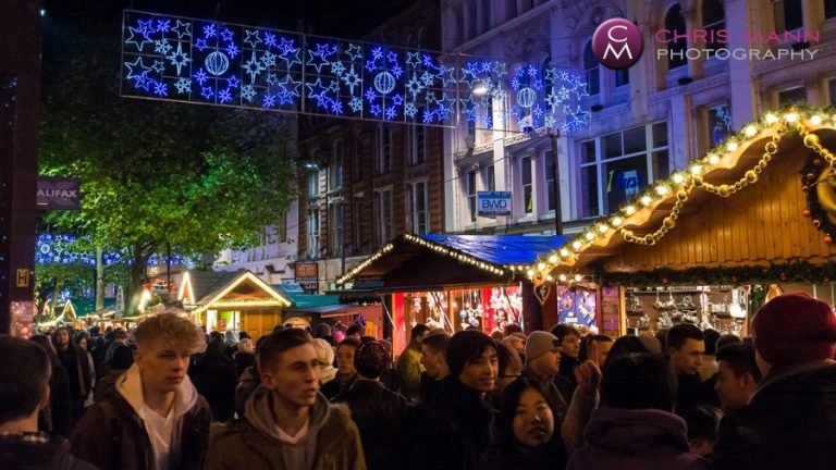 Read more about the article Birmingham's German Christmas Market