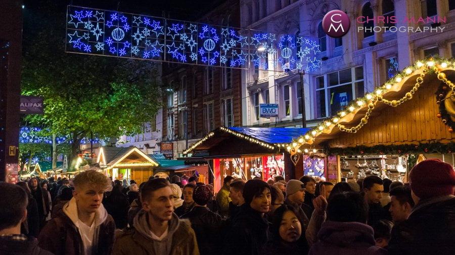 Birmingham's German Christmas Market