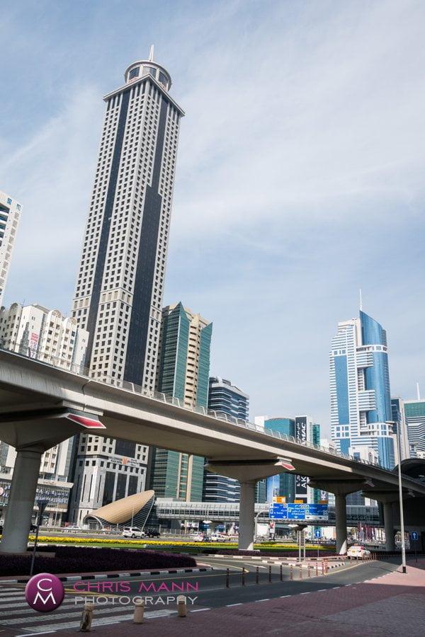 Dubai's Millennium Plaza hotel