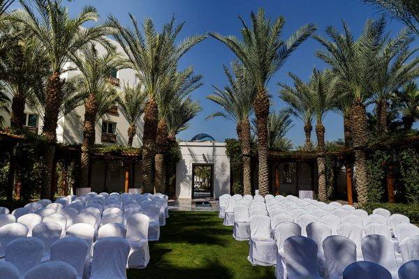 Park Hyatt Dubai wedding photos