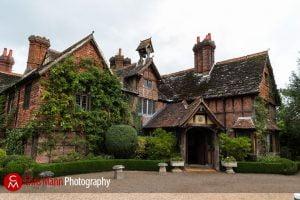 Langshott Manor Surrey wedding venue