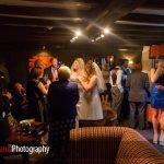 wedding reception at Langshott Manor