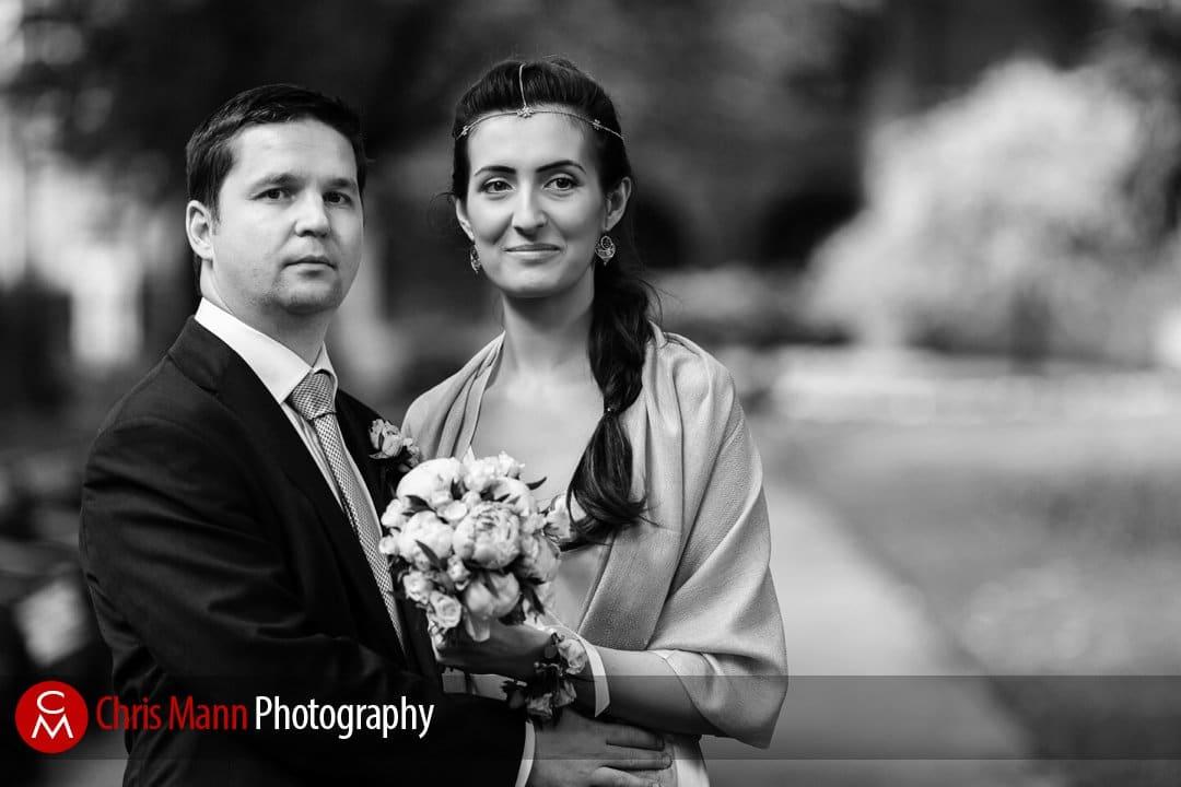 Mayfair Library Wedding – Nina & Hasan