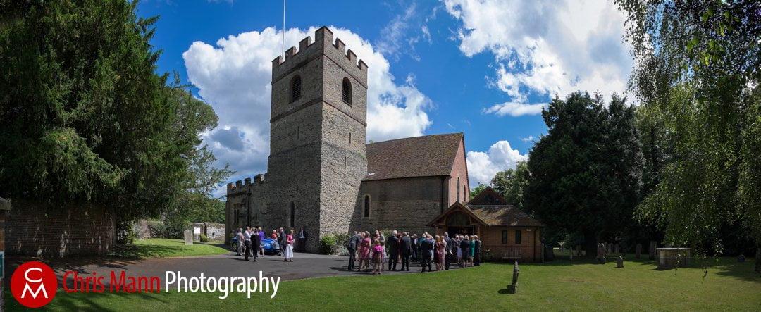 St Johns church Wonersh