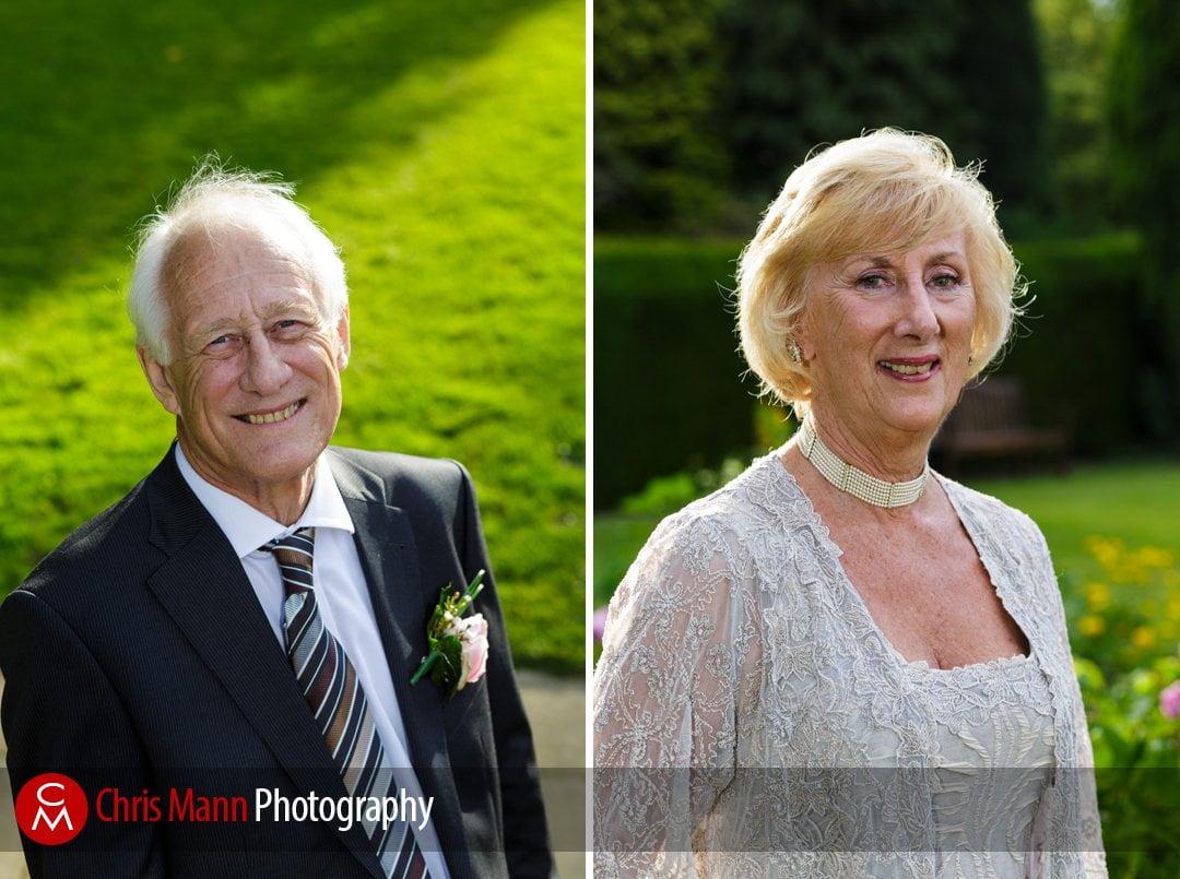 bride and groom portraits Barnett Hill wedding venue