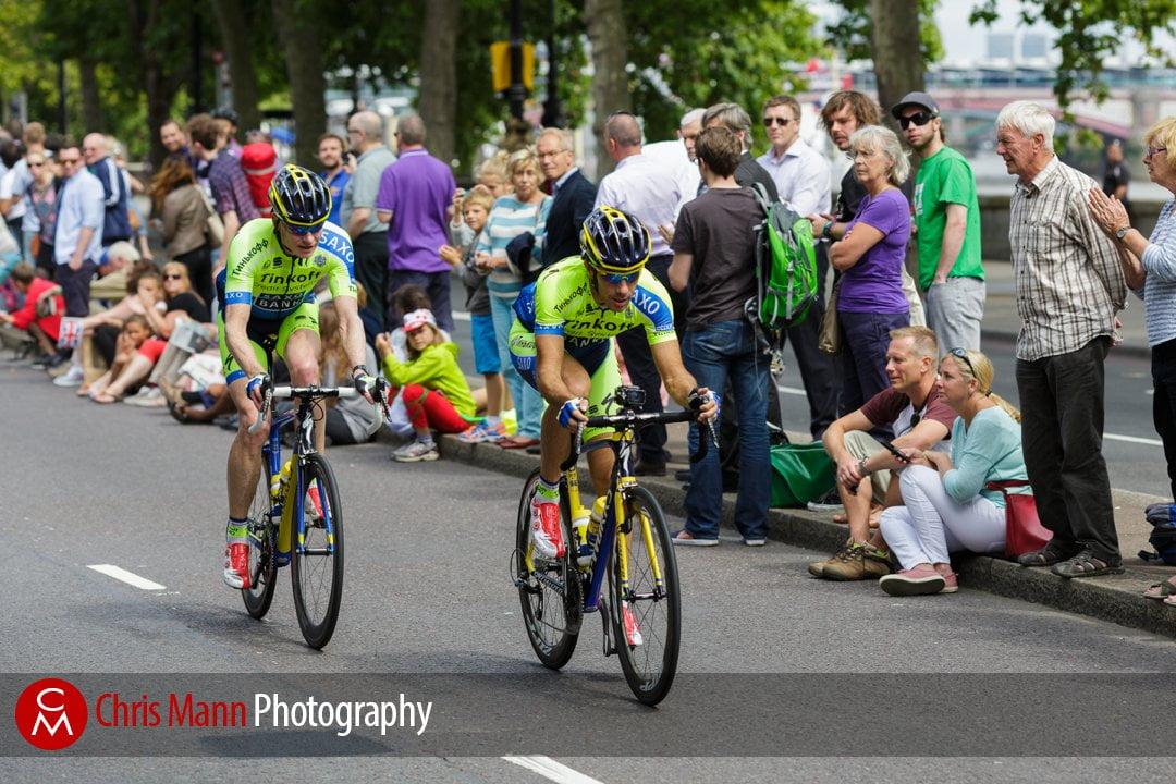 Tour de France 2014 stage 3 London
