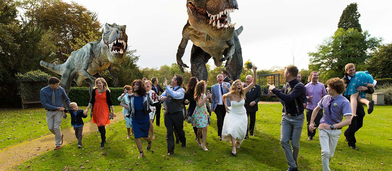 Leatherhead register office wedding | Lindsey & Drew