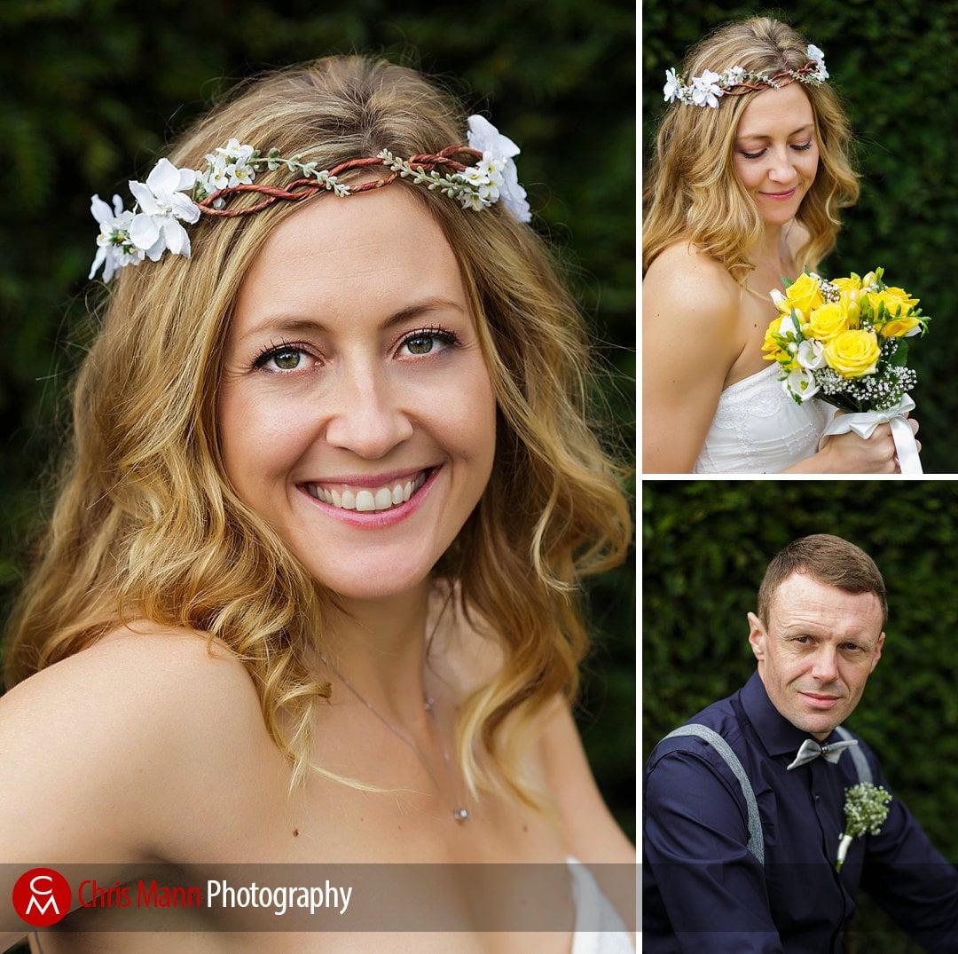 bride and groom portraits Chris Mann Photography