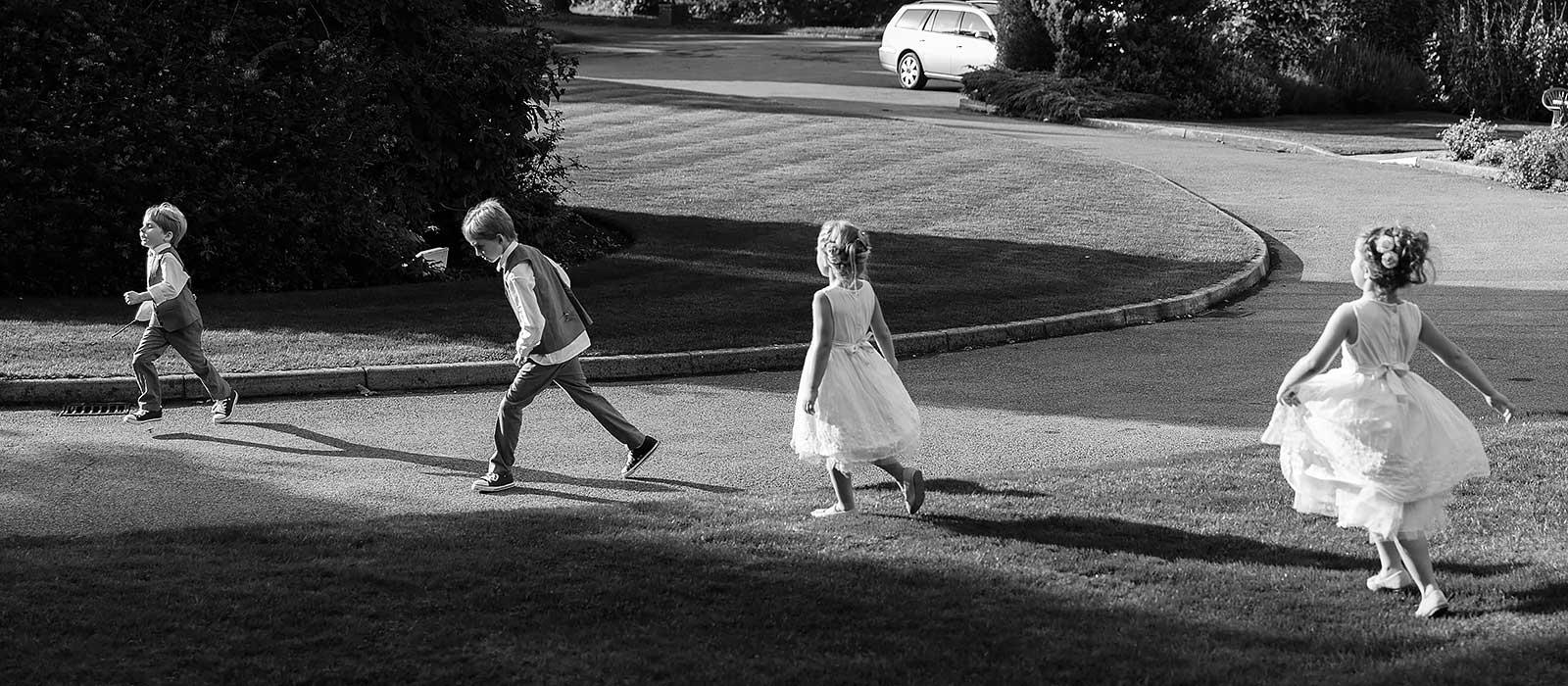 Manor House Hotel wedding photography | Donna & Darren