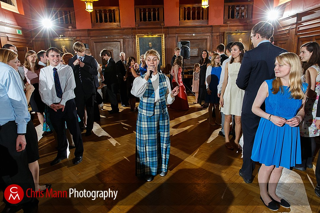 ceilidh caller scottish dancing Lady Margaret Hall Oxford