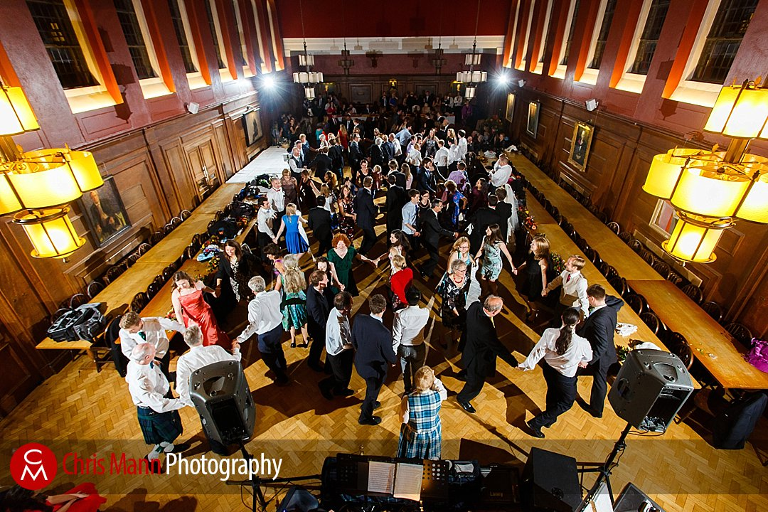 ceilidh scottish dancing Lady Margaret Hall Oxford