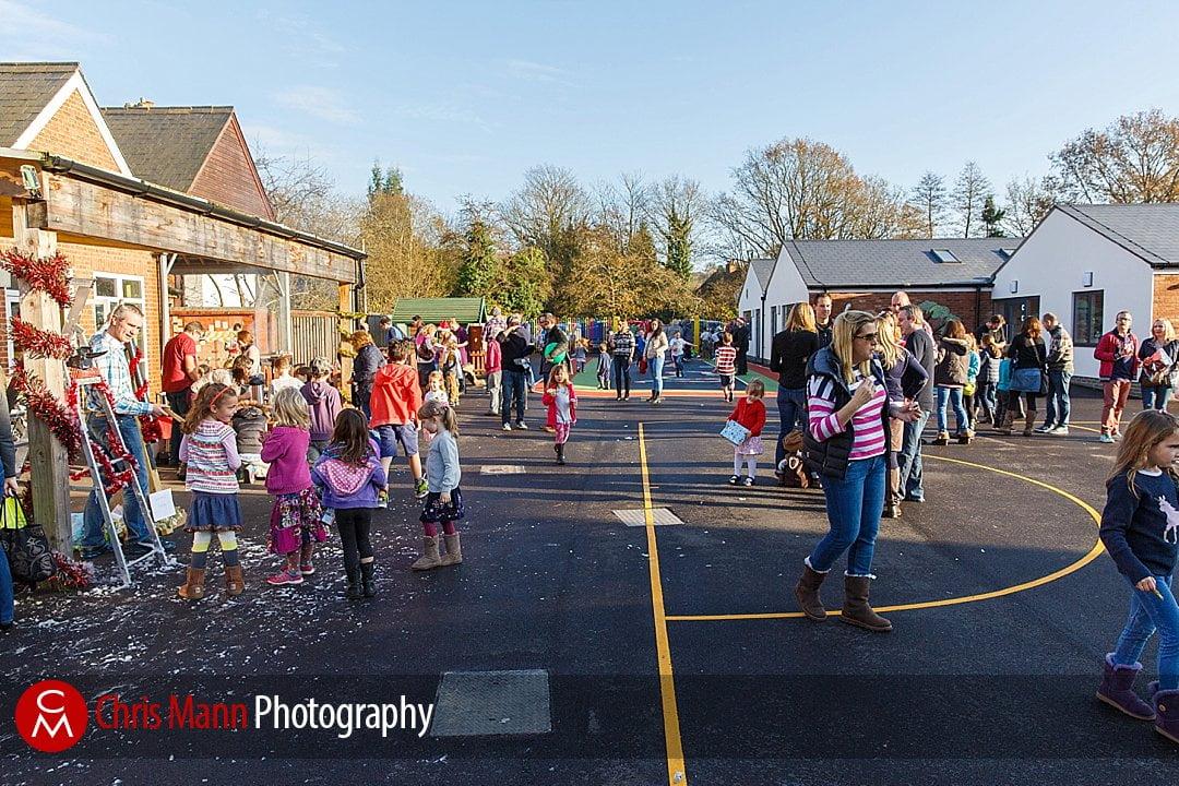 Wonersh & Shamley Green Primary School Christmas Fair photos