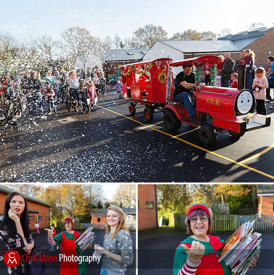 Wonersh & Shamley Green Primary School Christmas Fair