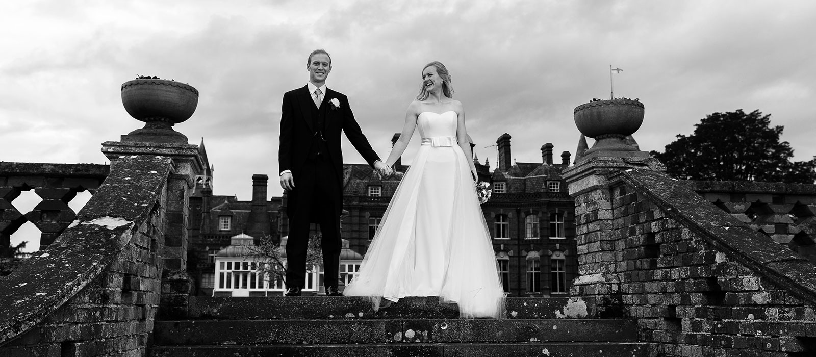 Elvetham Winter Wedding | Maddie & Daniel